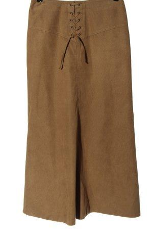 Jake*s Spódnica midi brązowy W stylu casual