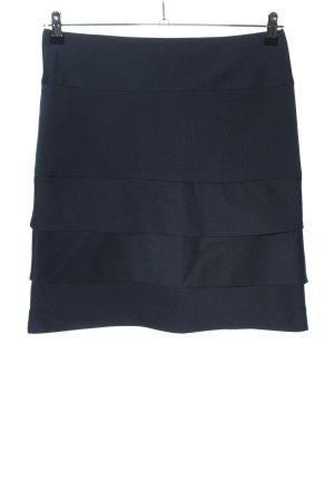 Jake*s Spódnica midi czarny W stylu biznesowym