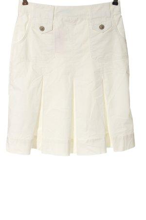 Jake*s Spódnica midi w kolorze białej wełny W stylu casual