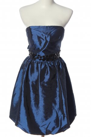 Jake*s Mini Abito blu-nero elegante