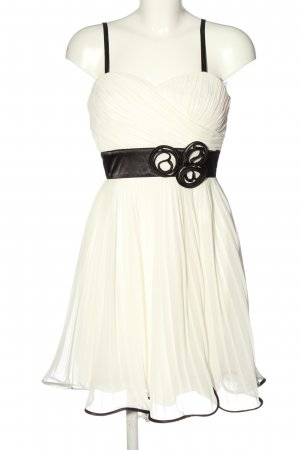 Jake*s Minikleid weiß Elegant