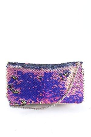 Jake*s Minitasche blau-lila Elegant