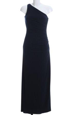 Jake*s One-Shoulder-Kleid blau Elegant