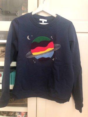 Jake*s Pullover blau M Galaxy