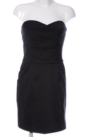 Jake*s schulterfreies Kleid schwarz Elegant
