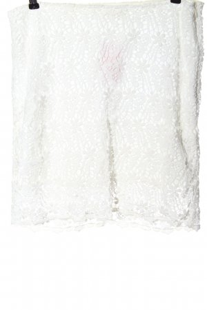 Jake*s Lace Skirt white casual look