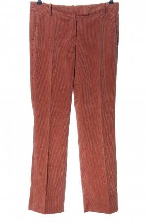 Jake*s Stoffhose rot Casual-Look