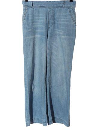 Jake*s Stoffhose blau Casual-Look