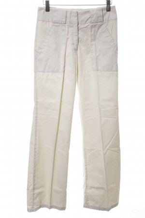 Jake*s Stoffhose creme Casual-Look