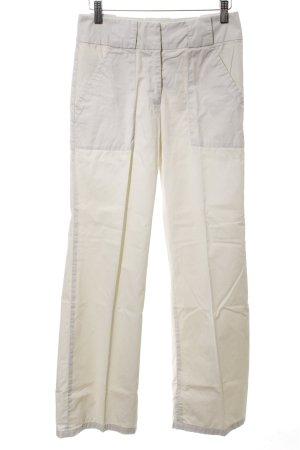 Jake*s Jersey Pants cream casual look