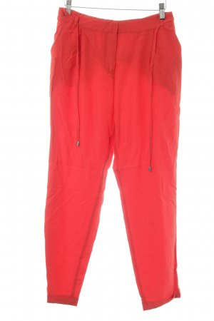 Jake*s Jersey Pants red casual look