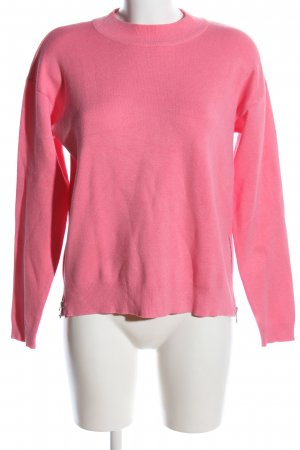 Jake*s Strickpullover pink Casual-Look