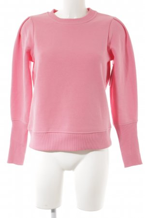 Jake*s Sweatshirt pink Casual-Look