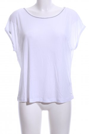 Jake*s T-Shirt weiß Casual-Look
