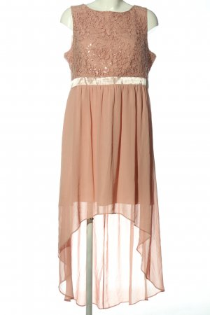 Jake*s High Low Dress nude elegant