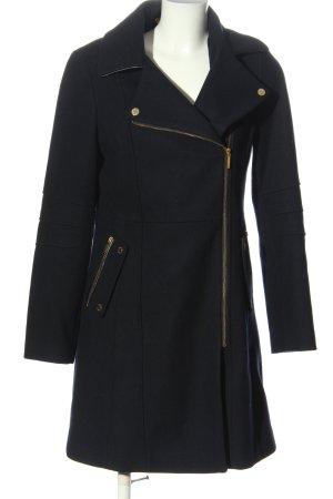 Jake*s Płaszcz zimowy czarny W stylu casual