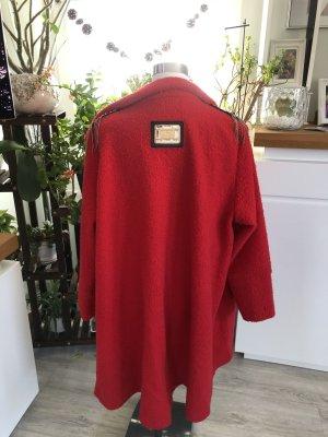 Fleece Jackets red