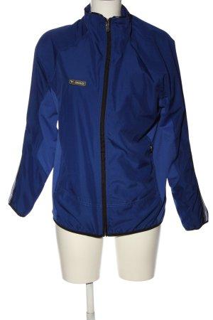 Jako Between-Seasons Jacket blue casual look
