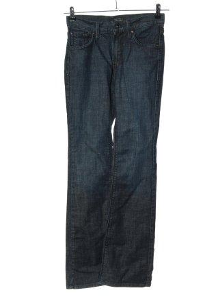 James jeans Vaquero de corte bota azul look casual