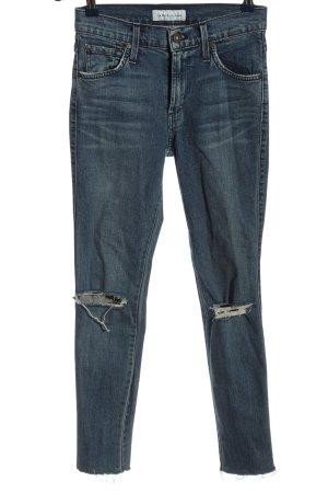 James jeans Vaquero skinny azul look casual