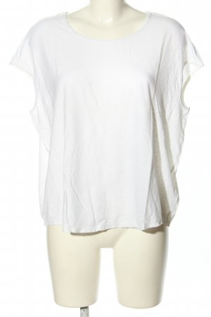 James Perse Basic topje wit casual uitstraling