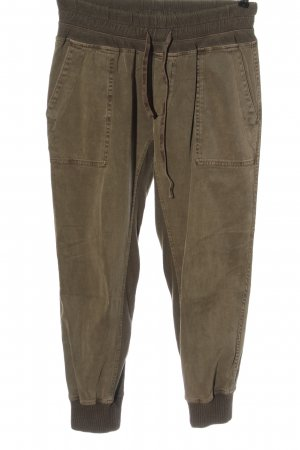 James Perse Jersey Pants brown casual look