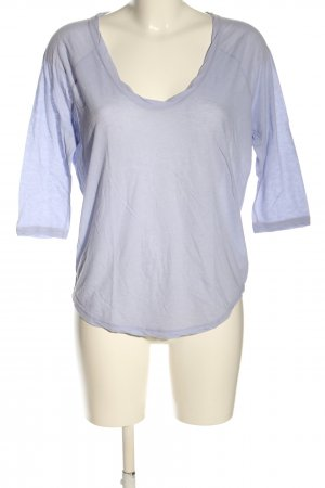James Perse T-Shirt lilac casual look