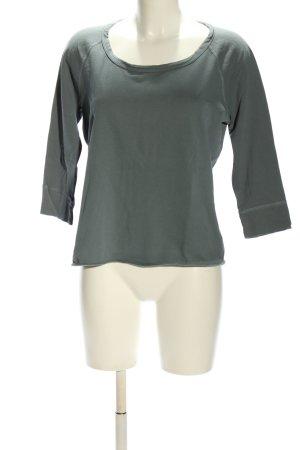 James Perse T-Shirt hellgrau Casual-Look