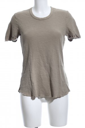 James Perse T-Shirt khaki Casual-Look