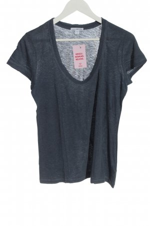 James Perse T-Shirt blue casual look