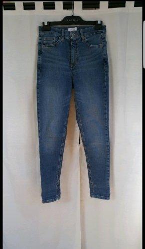 Topshop Jeans skinny blu