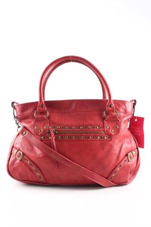 Handtasche rot Casual-Look
