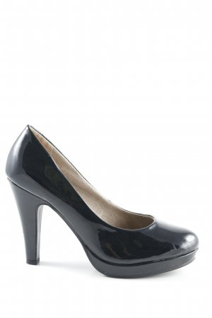 Jane Klain High Heels schwarz Elegant