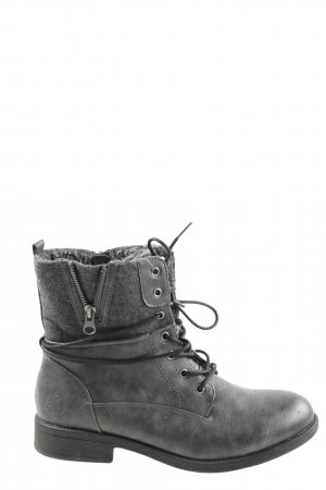 Jane Klain Short Boots light grey casual look
