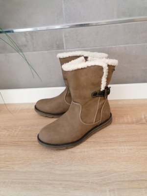 Jane Klain Stiefelette Boots Braun Beige 37