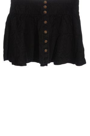 Jane norman Minigonna nero stile casual