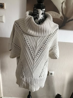 Jane norman Fine Knitted Cardigan gold-colored-cream