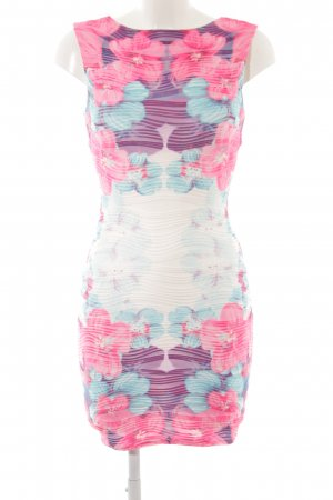 Jane norman Tube Dress flower pattern casual look