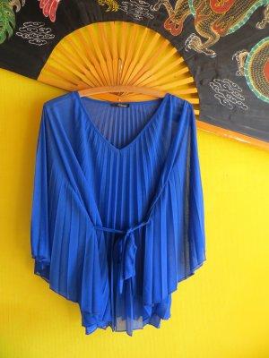 Jane norman Camisa de mujer azul Viscosa