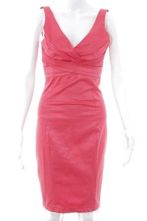 Jane norman Trägerkleid rot Elegant