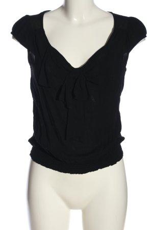 Jane norman T-Shirt schwarz Casual-Look
