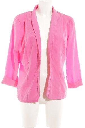 Jane norman Übergangsjacke magenta-pink Casual-Look