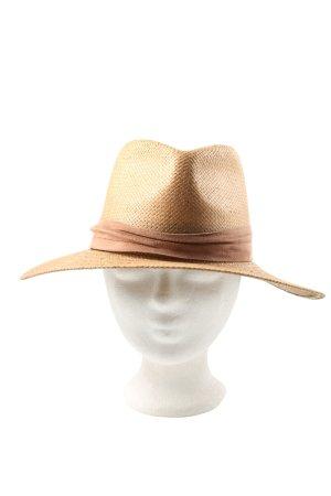 JANESSA LEONE Cowboyhut braun Casual-Look