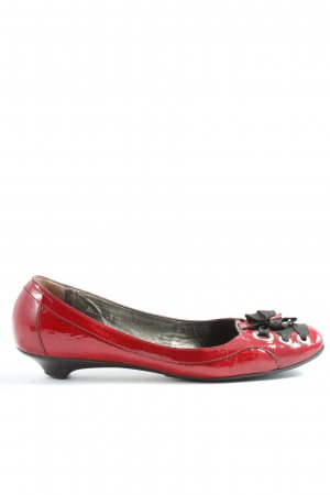 Janet & Janet Wedge Pumps red casual look