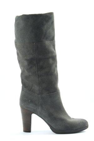 Janet sport Heel Boots black casual look