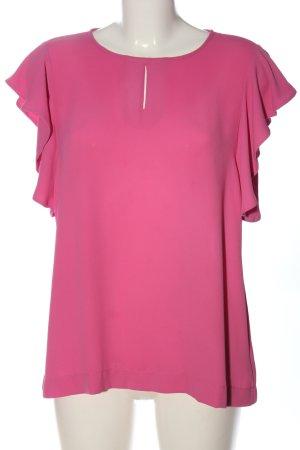 Janice & Jo Schlupf-Bluse pink Elegant