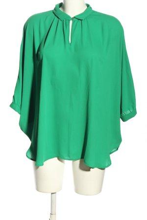 Janice & Jo Schlupf-Bluse grün Casual-Look