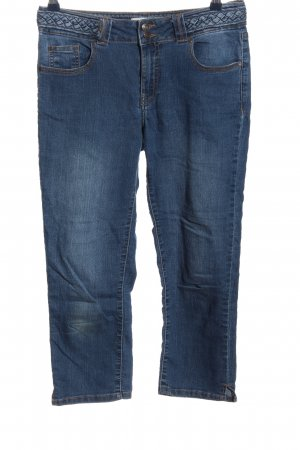 Janina 3/4 Length Jeans blue casual look