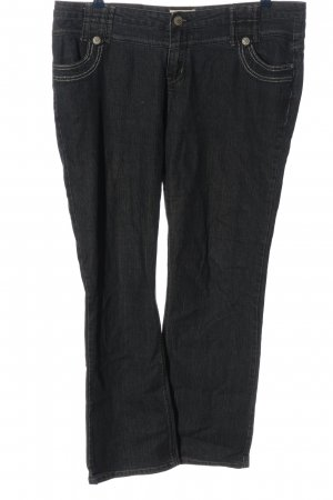Janina 7/8 Length Jeans black casual look