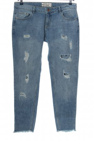 Janina Baggy jeans blauw casual uitstraling
